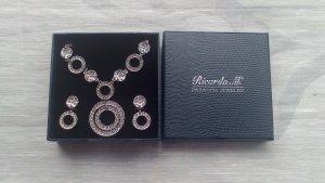 Hinreißendes Schmuckset von Ricarda M. mit Swarovski Kristallen
