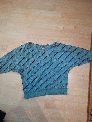 Oversized Shirt light grey
