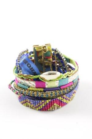 Hipanema Armband mehrfarbig extravaganter Stil
