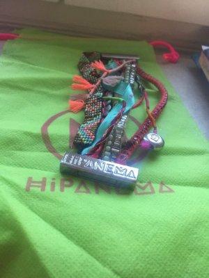 HIPANEMA Armband mit silbernem Verschluss