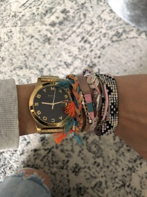 Hipanma Armband Muschel Silber Perlen Boho Ethno