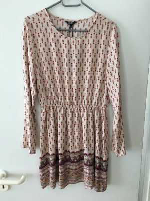mbyM Robe Hippie multicolore