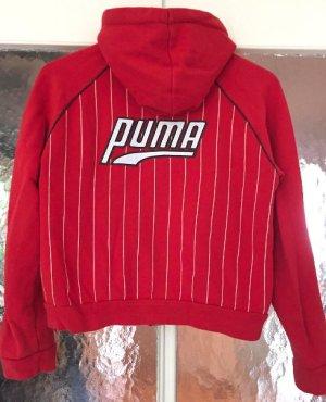 Hipper Hoodie im Retrolook von Puma