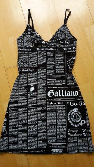 Hippes Sommerkleid von Galliano