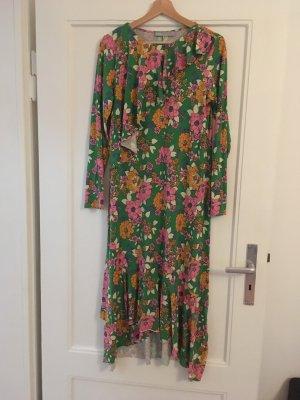 Asos Hippie Dress multicolored