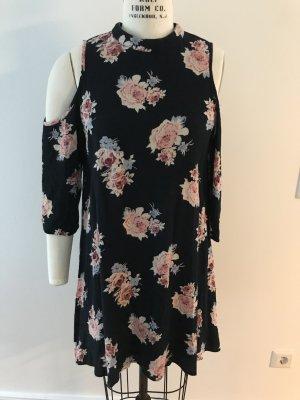 Hippie Blumenprint Kleid von Only