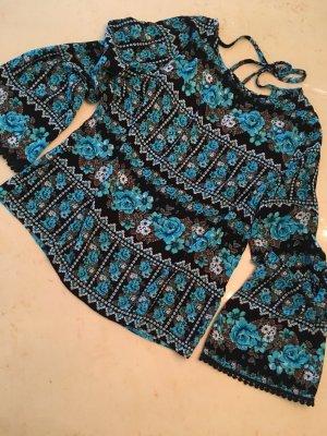 Hippie -Bluse Neu mit Etikett