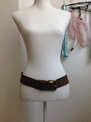Morgan Hip Belt brown leather