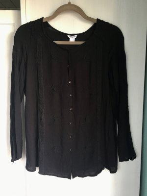 Blanco Tunic Blouse black