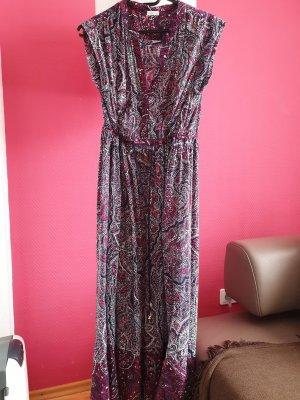 Hippie-Kleid in tollen Farben mit schönem Detail von Oysho
