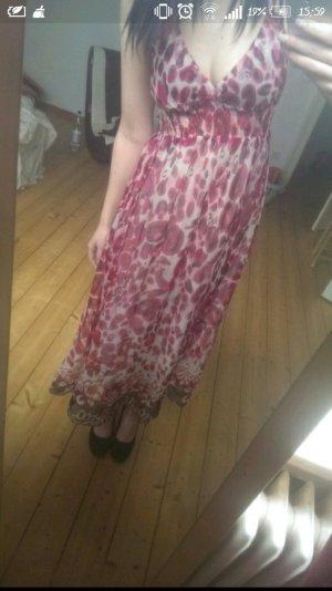 Hippie Kleid mit Blumen