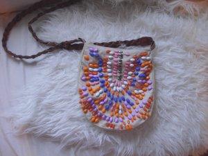 hippie primark tasche perlen strandtasche