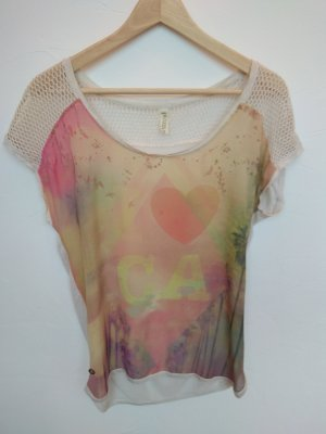edc Mesh Shirt multicolored