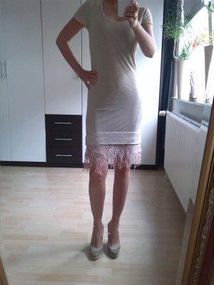 Hippie Sommerkleid in nude