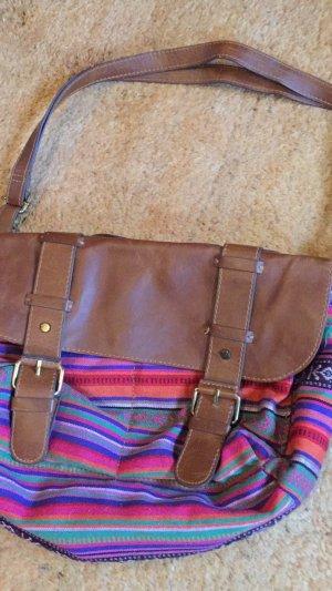 Hippie Tasche mit Ethnomuster