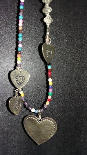 Hippiekette Herzchen