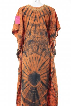 Caftan abstract print Gypsy style