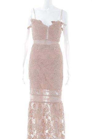 Hippie Dress dusky pink beach look