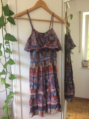 Atmosphere Hippie Dress multicolored