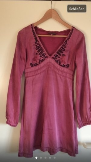 HIPpY bOho Replay Kleid aus Seide Gr34
