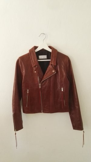 HIRONAE Paris Leather jacket