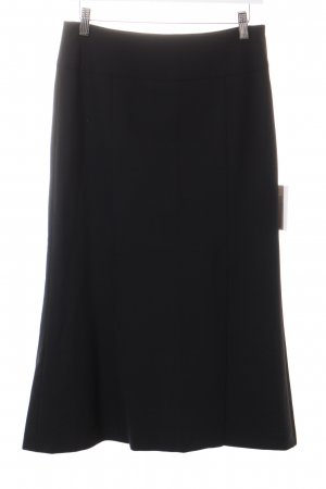 Hirsch Godet Skirt black business style