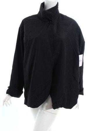 Hirsch Jacke schwarz klassischer Stil
