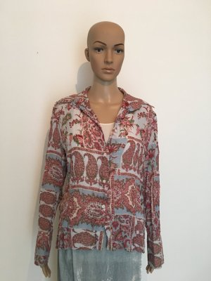 Hirsch Long Sleeve Blouse multicolored
