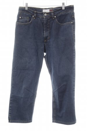 His 3/4 Jeans dunkelblau Casual-Look