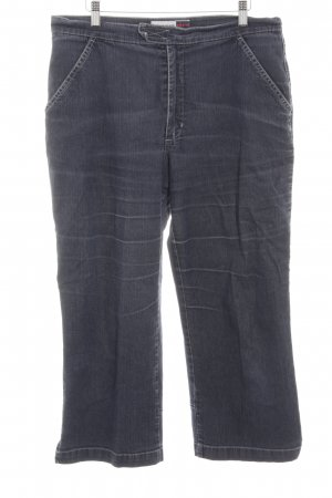 His 7/8-jeans blauw casual uitstraling
