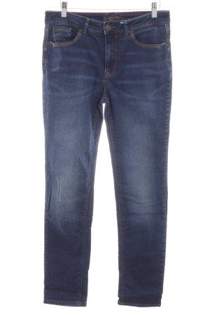 His Skinny Jeans blau Casual-Look