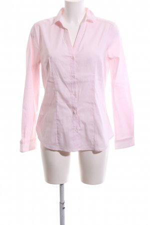 HM Hemd-Bluse pink Business-Look