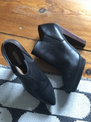 HM Studio Leather Ankle Boots