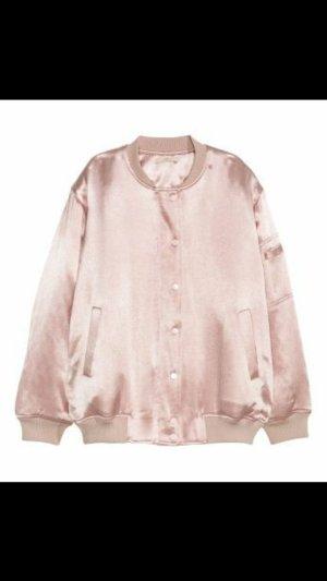 HM Bomber Jacket pink