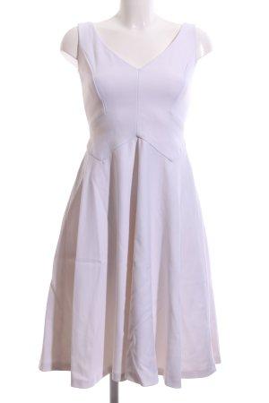 Hobbs A-Linien Kleid wollweiß Elegant