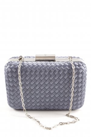 Hobbs Clutch stahlblau Party-Look