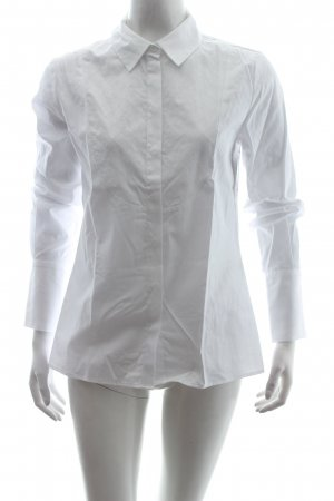 Hobbs Long Sleeve Blouse white simple style