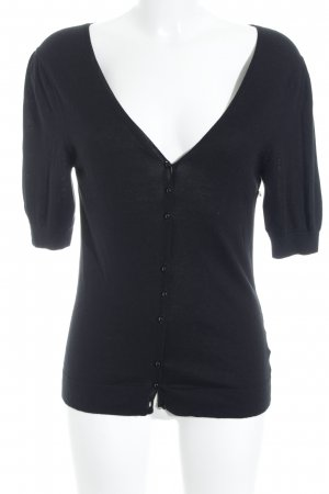 Hobbs Knitted Cardigan black simple style