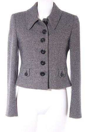 Hobbs Blazer en laine noir-gris style d'affaires