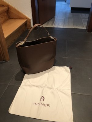 Aigner Handbag brown