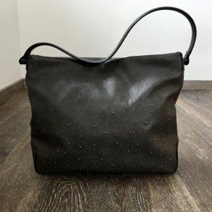 Hobo Bag von ESPRIT mit Nietenbesatz (silber-grau)