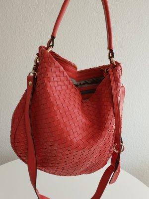 abro Pouch Bag multicolored leather