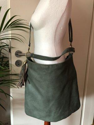 Hobotas khaki-grijs-groen