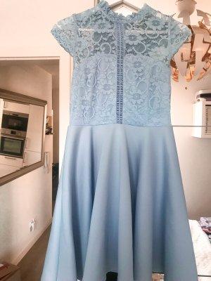 Asos Babydoll-jurk veelkleurig Polyester