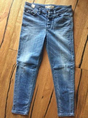 Hochgeschnittene Jeans von Drykorn