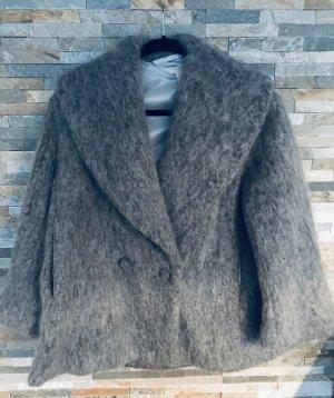 Hochwertige Alpaka Mohair Wolljacke Cape von H&M in Gr. 32 wie neu