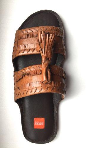 Hochwertige,bequeme Sandale von Boss NEU!