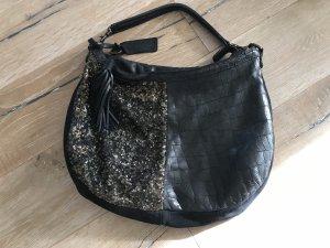Hochwertige Beutel-Tasche Leder