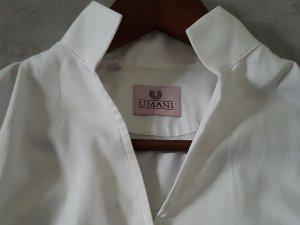 Hochwertige Bluse mit Stehkragen