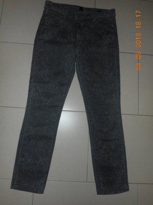 Bogner Jeans Pantalone cinque tasche talpa-antracite